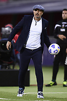 Sinisa Mihajlovic <br /> during the Serie A football match between Bologna FC and Parma Calcio 1913 at stadio Renato Dall Ara in Bologna (Italy), September 28th, 2020. Photo Image Sport / Insidefoto