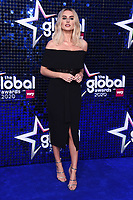 Amber Davies<br /> arriving for the Global Awards 2020 at the Eventim Apollo Hammersmith, London.<br /> <br /> ©Ash Knotek  D3559 05/03/2020