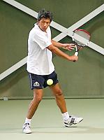 12-03-11, Tennis, Rotterdam, NOVK,  Mike Simon