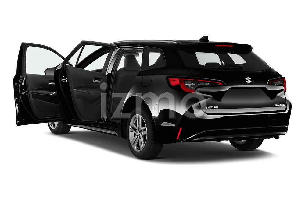 Car images of 2021 Suzuki Swace GLX 5 Door Wagon Doors