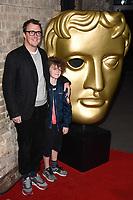 Garth Jennings<br /> arriving for the BAFTA Childrens Awards 2017 at the Roundhouse, Camden, London<br /> <br /> <br /> ©Ash Knotek  D3353  26/11/2017