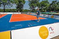 Den Bosch, Netherlands, 07 June, 2016, Tennis, Ricoh Open, KNLTB<br /> Photo: Henk Koster/tennisimages.com