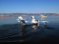 Czech Aircraft Works Mermaid Seaplane at the Splash-In, Lakeport, California, Lake County, California