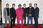 André De Shields, Anson Mount, Bobby Moreno and More at MANKIND Opening-Playwrights Horizons 1/8/18