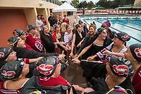 Stanford Swimming & Diving W vs North Carolina State, November 3, 2017