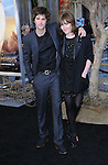Jim Sturgess & guest at Warner Bros. World Premiere of Legend of the Guardians: The Owls of Ga'Hoole held at The Grauman's Chinese Theatre in Hollywood, California on September 19,2010                                                                               © 2010 Hollywood Press Agency
