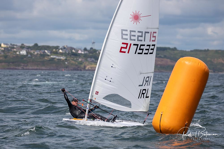 Nick Walsh in the lead in the standard rig