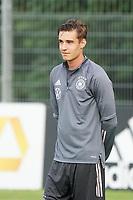 Florian Neuhaus (Deutschland Germany) - 31.08.2020: Erstes Training der Deutschen Nationalmannschaft vor dem Nations League gegen Spanien, ADM Sportpark Stuttgart