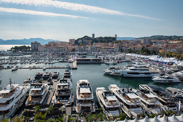 Cannes Yachting Festival 2021 recorded a record attendance for an exceptional year, say organisers