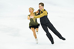 TAIPEI, TAIWAN - JANUARY 22:  Danielle Obrien and Gregory Marriman of Australia compete in the Ice Dance Short Dance event during the Four Continents Figure Skating Championships on January 22, 2014 in Taipei, Taiwan.  Photo by Victor Fraile / Power Sport Images *** Local Caption *** Danielle Obrien; Gregory Marriman