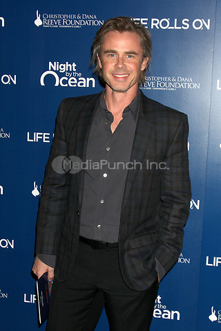 MARINA DEL REY, CA - NOVEMBER 10: Sam Trammell at The Life Rolls On Foundation's 9th Annual Night by the Ocean at the Ritz-Carlton Hotel on November 10, 2012 in Marina del Rey, California. Credit: mpi21/MediaPunch Inc.