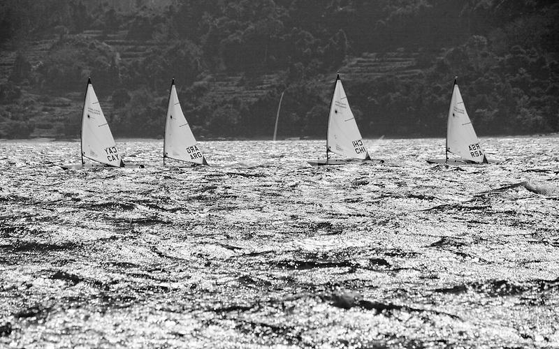 Laser Radial Men Fleet <br /> Day1, 2015 Youth Sailing World Championships,<br /> Langkawi, Malaysia