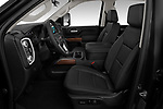 Front seat view of 2020 GMC Sierra-2500-HD SLT 4 Door Pick-up Front Seat  car photos