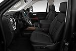 Front seat view of 2020 GMC Sierra-2500-HD SLT 4 Door Pick-up Front Seat  car photos
