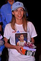 massimo oliva/inside<br /> roma 27-10-2008<br /> serata di beneficenza in ricordo di marta russo a villa miani a roma.<br /> valentina vezzali