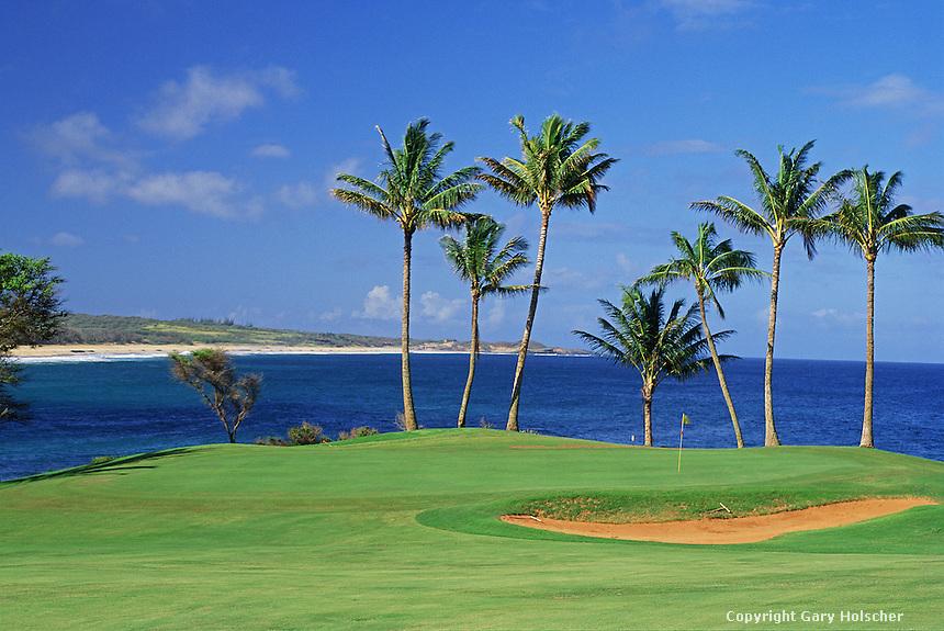Kaluakoi Golf Resort, Molokai, HI