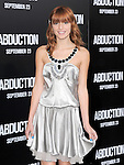 Bella Thorne at The Lionsgate Premiere of ABDUCTION  held at The Grauman's Chinese Theatre in Hollywood, California on September 15,2011                                                                               © 2011 DVS/ Hollywood Press Agency