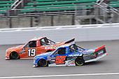 #52: Timothy Peters, Halmar Friesen Racing, Toyota Tundra Halmar Racing To Beat Hunger #19: Derek Kraus, McAnally Hilgemann Racing, Toyota Tundra ENEOS