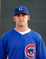 Brett Jackson - Chicago Cubs - 2009 Arizona League.Photo by:  Bill Mitchell/Four Seam Images