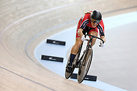 Olivia Podmore  competes in the Women Elite Sprint during the 2020 Vantage Elite and U19 Track Cycling National Championships at the Avantidrome in Cambridge, New Zealand on Friday, 24 January 2020. ( Mandatory Photo Credit: Dianne Manson )