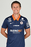 14th October 2020, Montpellier, France; Official League 1 player portraits for Montpellier FC;  2. SOUQUET Arnaud