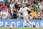Daniel Carvajal Ramos of Real Madrid in action during their Supercopa de Espana Final 2nd Leg match between Real Madrid and FC Barcelona at the Estadio Santiago Bernabeu on 16 August 2017 in Madrid, Spain. Photo by Diego Gonzalez Souto / Power Sport Images