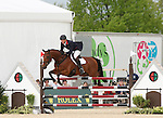 26 April 2010. Cool Mountain and WIlliam Fox-Pitt win the 2010 Rolex Three Day Event in Lexington, KY.