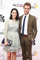 Hugh Skinner<br /> at the South Bank Sky Arts Awards 2017, Savoy Hotel, London. <br /> <br /> <br /> ©Ash Knotek  D3288  09/07/2017