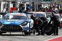 4th September 2021; Red Bull Ring, Spielberg, Austria; DTM  Race 1 at Spielberg;   Philip Ellis CH Mercedes-AMG Team WINWARD, Mercedes-AMG GT3