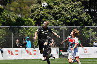 Taylor Schrijvers of Team Wellington during the ISPS Handa Men's Premiership - Team Wellington v Waitakere Utd at David Farrington Park,Wellington on Saturday 30 January 2021.<br /> Copyright photo: Masanori Udagawa /  www.photosport.nz