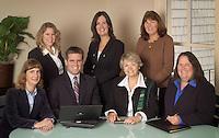 Team of financial advisors