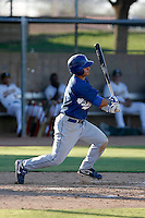 Bryant Hernandez - Los Angeles Dodgers 2009 Instructional League. .Photo by:  Bill Mitchell/Four Seam Images..