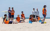 U.S. Men's Beach NT Scrimmage vs Lazio, May 01, 201