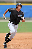 March 29, 2010:  Outfielder Jake Marisnick of the Toronto Blue Jays organization during Spring Training at the Englebert Minor League Complex in Dunedin, FL.  Photo By Mike Janes/Four Seam Images