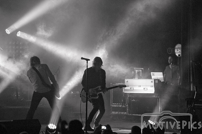 Switchfoot headlining the first of four 105.7 The Point Ho Ho Shows, December 6th 2011.