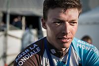 Oliver Naesen (BEL/AG2R-LaMondiale) post-race<br /> <br /> 60th E3 Harelbeke (1.UWT)<br /> 1day race: Harelbeke › Harelbeke - BEL (206km)