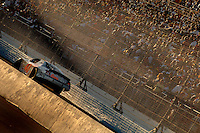 Nov 13, 2005; Phoenix, Ariz, USA;  Nascar Nextel Cup driver Sterling Marlin driver of the #40 Coors Dodge races in the late stages of the Checker Auto Parts 500 at Phoenix International Raceway. Mandatory Credit: Photo By Mark J. Rebilas