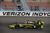 Verizon IndyCar Series<br /> Desert Diamond West Valley Phoenix Grand Prix<br /> Phoenix Raceway, Avondale, AZ USA<br /> Saturday 29 April 2017<br /> Charlie Kimball, Chip Ganassi Racing Teams Honda<br /> World Copyright: Michael L. Levitt<br /> LAT Images