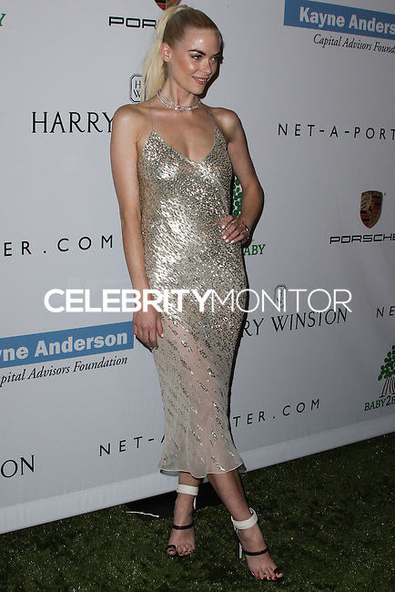 CULVER CITY, CA - NOVEMBER 09: Actress Jaime King arrives at the 2nd Annual Baby2Baby Gala held at The Book Bindery on November 9, 2013 in Culver City, California. (Photo by Xavier Collin/Celebrity Monitor)