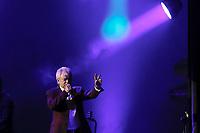 """SÃO PAULO, SP 22.08.2019: AIR SUPPLY-SP - O duo australiano Air Supply, formado em 1975 por Graham Russell e Russell Hitchcock, se apresentou na noite desta quinta-feira (22), no Espaço das Américas, zona oeste da capital paulista. O show faz parte da turnê """"The Lost in Love Experience"""". (Foto: Ale Frata/Código19)"""
