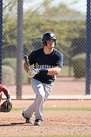 Evan Sharpley, Seattle Mariners 2010 minor league spring training..Photo by:  Bill Mitchell/Four Seam Images.