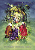 Interlitho-, HOLY FAMILIES, HEILIGE FAMILIE, SAGRADA FAMÍLIA, paintings+++++,holy family,kings,KL2341/2,#xr#