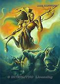 Alfredo, MODERN, Fantasy, paintings, BRTOCH37778CP,#N# illustrations, pinturas