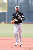 Tidwell DeMarcus, Yavapai College Roughriders playing at Phoenix College, Phoenix, AZ - 05/01/2010.Photo by:  Bill Mitchell/Four Seam Images.