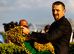 MAY 15, 2021: Michael McCarthy  win the Preakness Stakes at Pimlico Racecourse in Baltimore, Maryland on May 15, 2021. EversEclipse Sportswire/CSM
