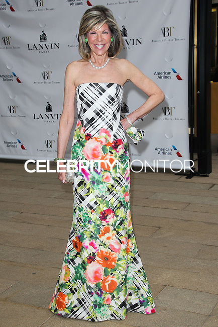 NEW YORK CITY, NY, USA - MAY 12: Jamee Gregory at the American Ballet Theatre 2014 Opening Night Spring Gala held at The Metropolitan Opera House on May 12, 2014 in New York City, New York, United States. (Photo by Celebrity Monitor)