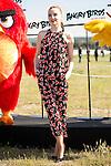 "Cristina Castaño during the presentation of the film ""Angry Birds"" at Hipodromo de Zarzuela in Madrid. April 25,2016. (ALTERPHOTOS/Borja B.Hojas)"