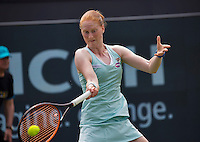 Den Bosch, Netherlands, 07 June, 2016, Tennis, Ricoh Open, Alison Van Uytvanck (BEL)<br /> Photo: Henk Koster/tennisimages.com