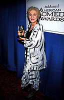 Olympia Dukakis at the 2nd Annual American Comedy Awards in 1986  Credit: Ralph Dominguez/MediaPunch