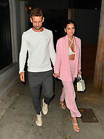 Nick Viall And Natalie Joy Spotted At Craig's In Hollywood
